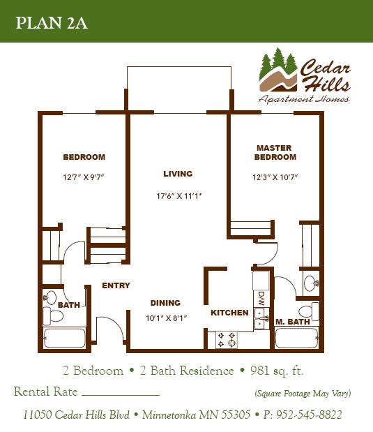 Apartments In Cedar Hill Tx: Cedar Hills Apartments In Minnetonka, MN