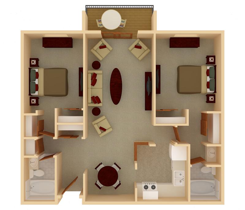 Cedar Hills Apartments In Minnetonka, MN